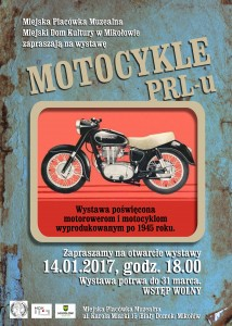 Plakat_motocykle